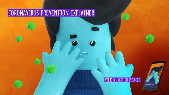Thumbnail for Coronavirus Prevention Explainer