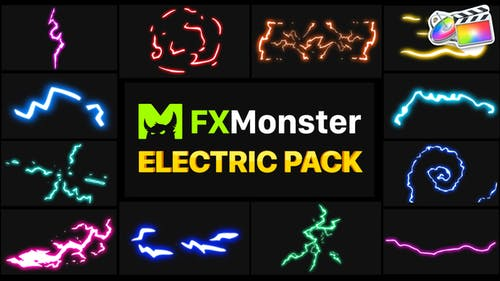 Electricity Elements   FCPX