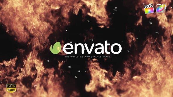 Thumbnail for Logo de Fuego - FCPX