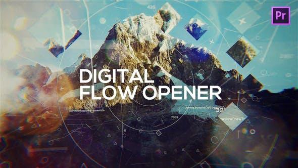Thumbnail for Digital Cinematic Opener