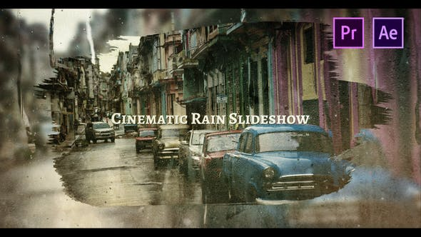 Thumbnail for Cinematic Rain Slideshow