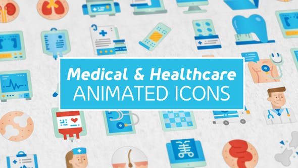 Thumbnail for Medical & Healthcare Icons