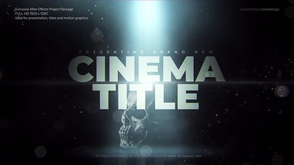 Thumbnail for Cinema Trailer