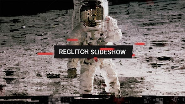 Reglitch Data Slideshow