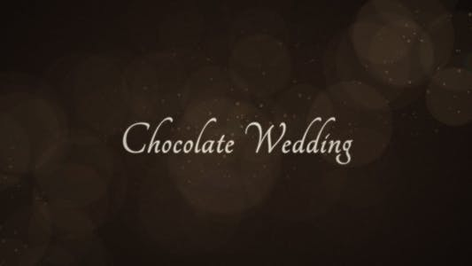 Thumbnail for Chocolate Wedding