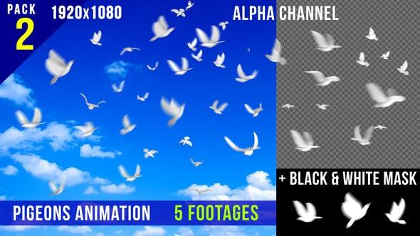 Thumbnail for Flying Doves 2
