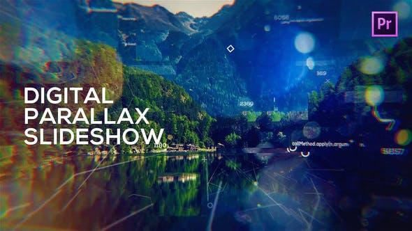 Thumbnail for Digital Parallax Slideshow
