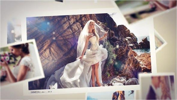 Thumbnail for Presentación de la niebla de la boda