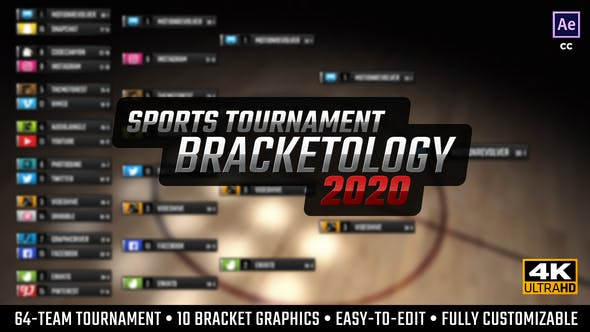 Thumbnail for Bracketology - Sports Tournament Bracket