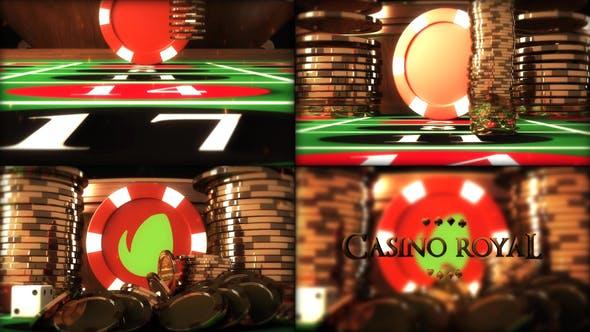 Thumbnail for Casino Online Gambling Logo Revelar