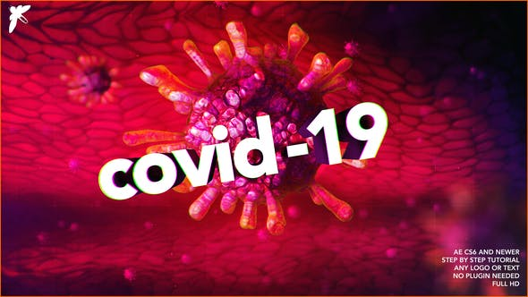 Thumbnail for Covid-19 Logo
