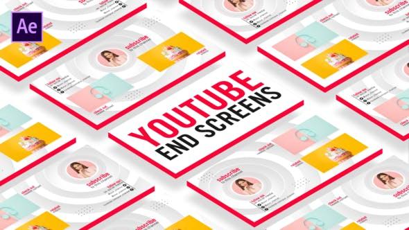 YouTube End Screens