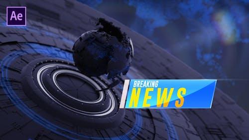 Breaking News Opener