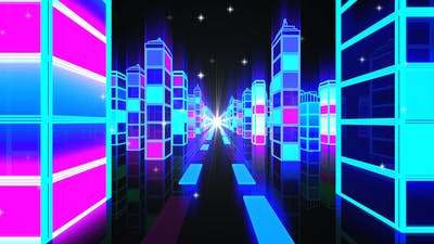 City Night Neon