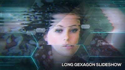 Long Gexagon Slideshow