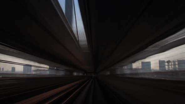 Thumbnail for Train Ride Tokyo Japan