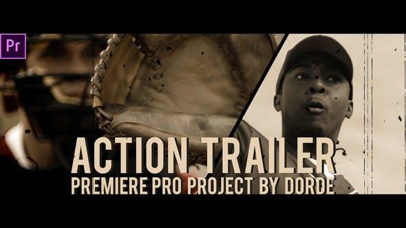 Thumbnail for Action Trailer (Premiere Pro)