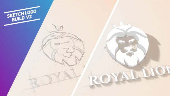 Thumbnail for Sketch Logo Build v2
