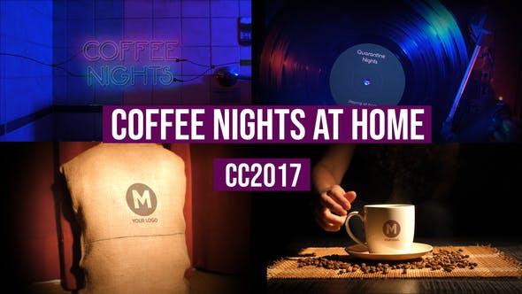 Coffee Nights At Home