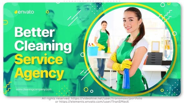 Thumbnail for Cleaning Service Promo