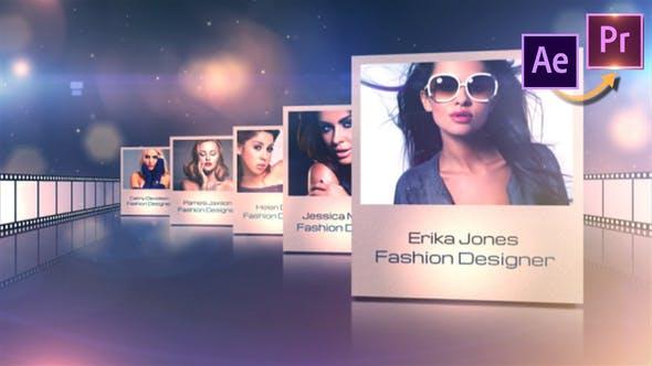 Fashion Designers Portfolio_Premiere PRO