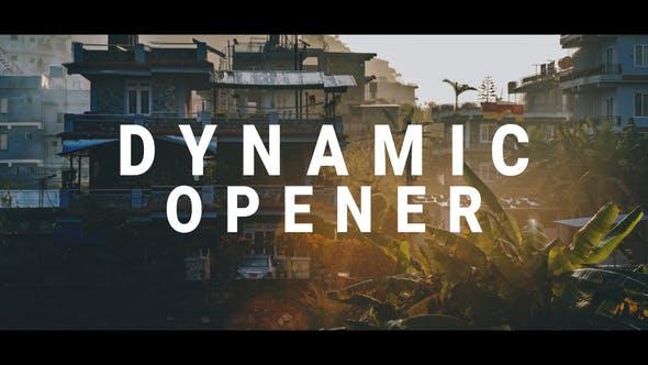 Thumbnail for Динамический открыватель движения