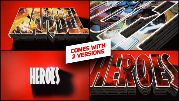 Thumbnail for Intro Logo Heroes