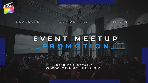 Thumbnail for Event Promo Meetup