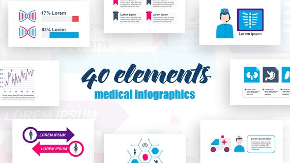 Thumbnail for Infographies médicales Vol.28