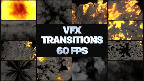 Thumbnail for VFX Transitions   FCPX