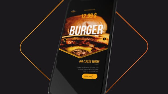 Thumbnail for Restaurant Delivery Menu Opener