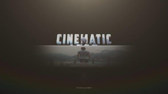 Thumbnail for Cinematic Logo