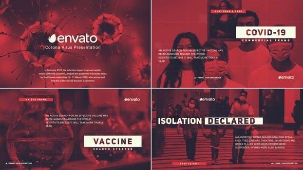 Thumbnail for Corona Virus Introducción | Abridor Covid-19