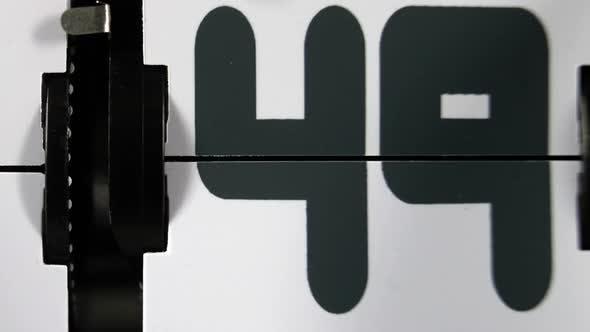 Thumbnail for flip clock
