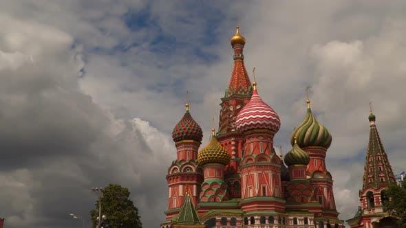 Thumbnail for Moskauer Kreml, Basilius-Kathedrale