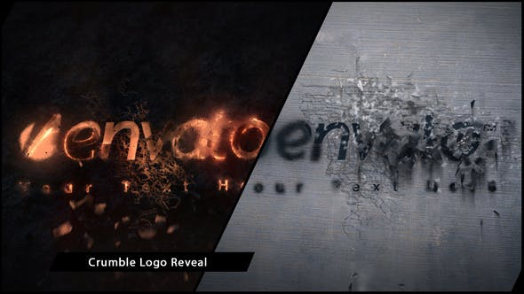 Crumble Logo Reveal