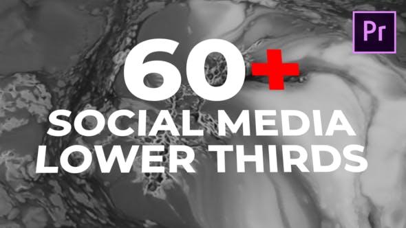 Thumbnail for Médias sociaux Banderoles vidéo