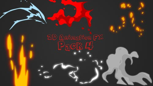 2D Animation Fx Pack 4