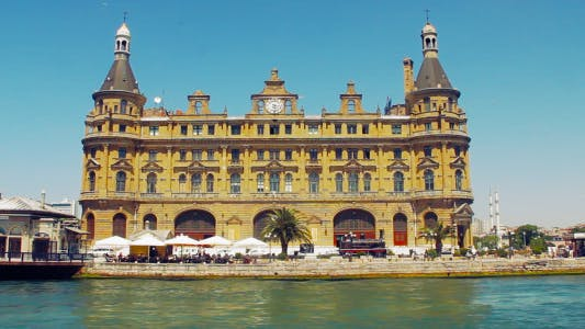 Thumbnail for Istanbul Haydarpasa Train Station