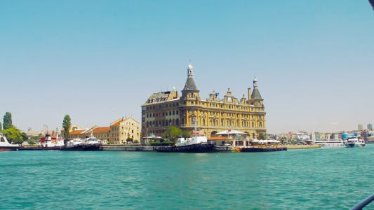 Thumbnail for Approaching Haydarpasa Train Station