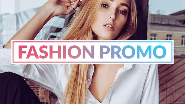 Thumbnail for My Style // Fashion Promo | For Final Cut & Apple Motion