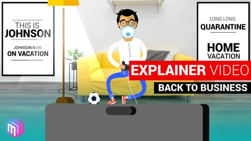 Explainer Video | Back to Business