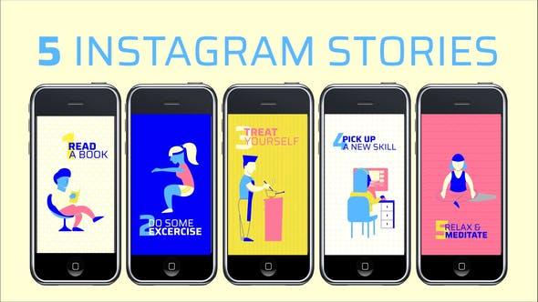 Thumbnail for 5 Instagram-Geschichten für den Aufenthalt zu Hause in Lockdown