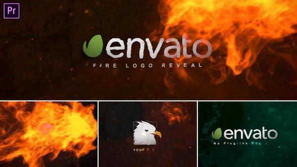 Thumbnail for Logo de Fire - Premiere Pro