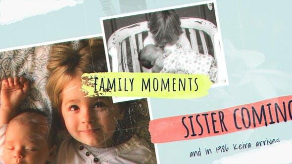 Thumbnail for Presentación de diapositivas Momentos Familiares