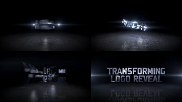 Transforming Logo Reveal