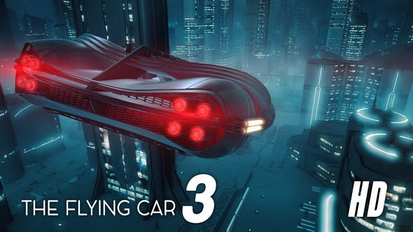 The Flying Car 3 HD