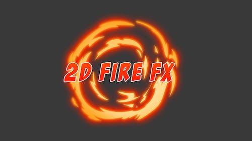 FX 2D Fire