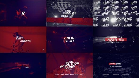Thumbnail for Revolution Sport Promo