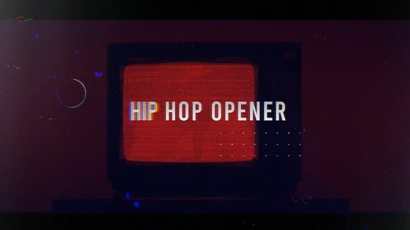 Thumbnail for Hip Hop Opener Mogrt